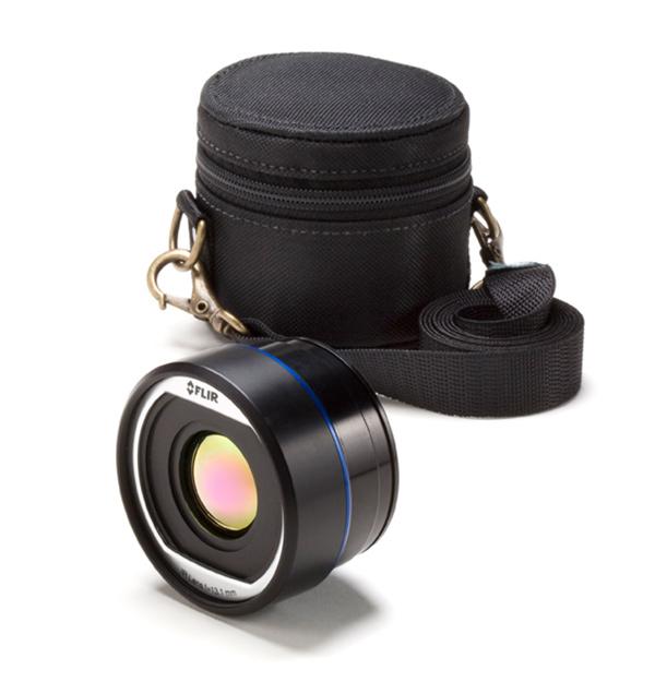 IR lens, 45° FOV, 13.1mm (T197915)
