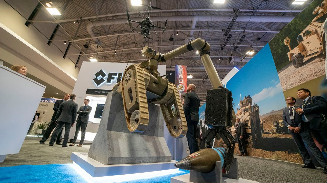 In-Depth with the FLIR Kobra Unmanned Ground Vehicle | AUSA 2019